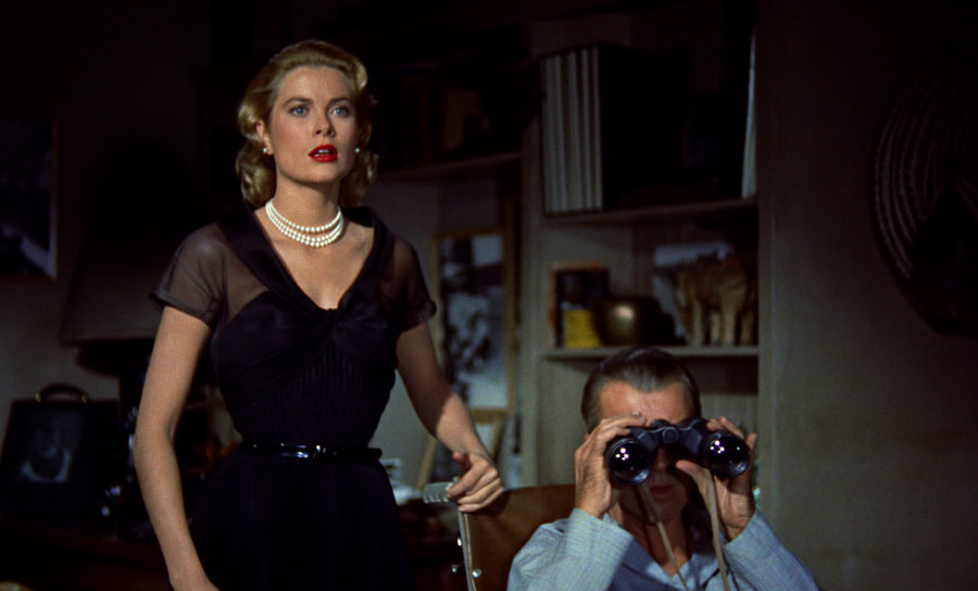 an analysis of alfred hitchcocks subtle use of color in the movie rear window Rear window essay examples 17 an essay on voyeurism in alfred hitchcock's rear window and an analysis of alfred hitchcock's subtle use of color in the movie.