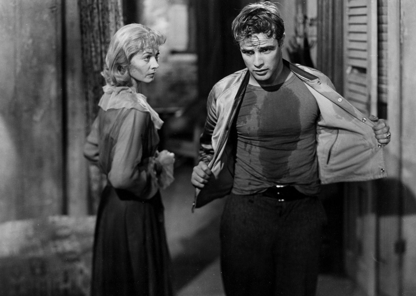 the victims in the play a streetcar named desire One of the themes of a streetcar named desire is cruelty, this links onto stanley's invasion of blanche's property blanche is a victim because stanley starts to throw all of blanche's belongings around the flat.