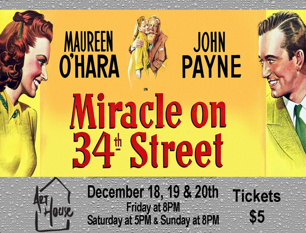 Miracle on 34th st RedPost
