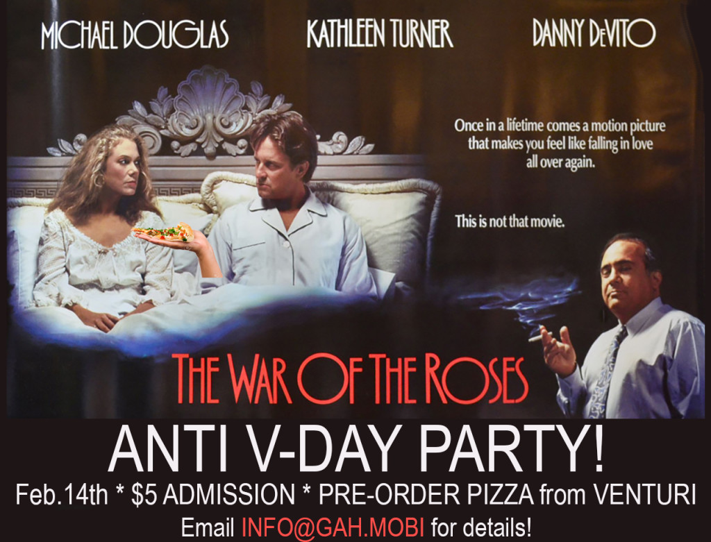 War Of The Roses : Cinema Quad Poster