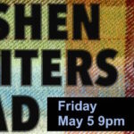 Goshen Writers Read May 5 - banner